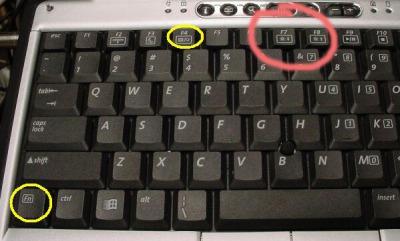 Для чего нужна кнопка Fn или почему не работают горячие клавиши на ноутбуке